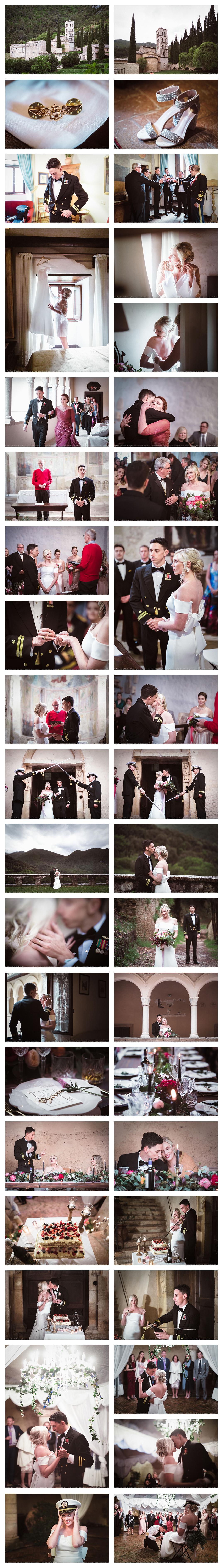 Stories - Destination Wedding Italy - San Pietro in Valle